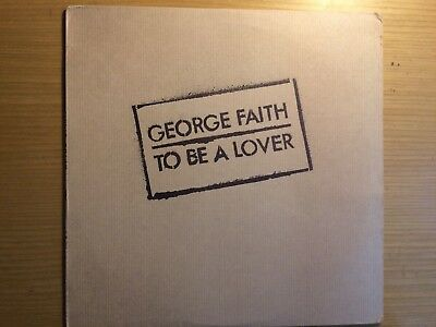 Lee Perry produced, George Faith To be a Lover