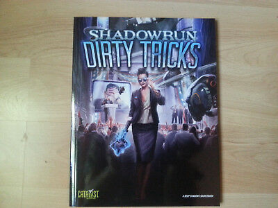 Shadowrun 4 Dirty Tricks, softcover, englisch