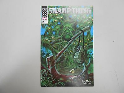 Swamp Thing #94! (1990, DC)! NM9.6+! Copper age DC genius! CHECK IT OUT!