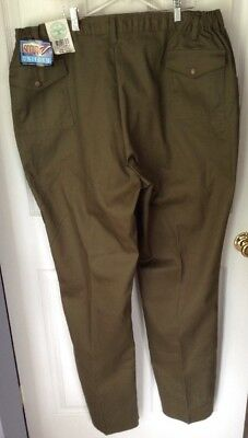 BOY SCOUTS OF AMERICA Mens Classic Uniform Pants BSA 46
