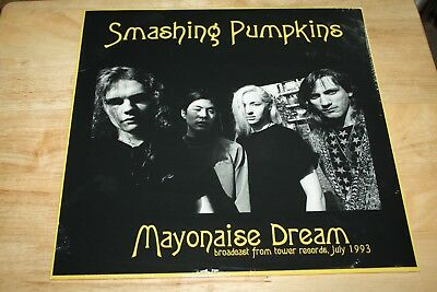 Smashing Pumpkins - Mayonaise Dream - Broadeast From Tower Records - EU 2017