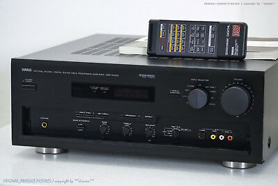 YAMAHA DSP-A1000 Digital Sound Processing Amplifier m. BDA+FB! 1A + 1J.Garantie!