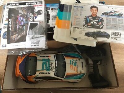 Ken Gushi Signed Apex Scion Racing Team Associated / Ready-To-Run RC Car