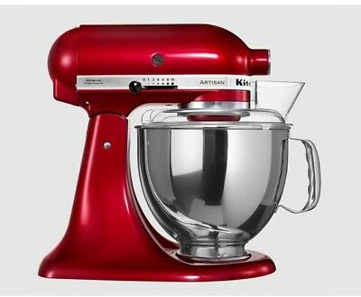 KitchenAid Artisan Mixer 4.8l- Red- Never Used- Unwanted Prize - Model 5KSM125