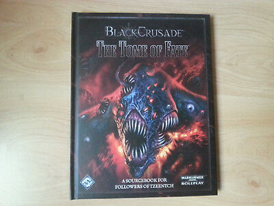 Warhammer 40.000 The Tome of Fate, Black Crusade, HC , englisch