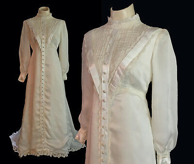 Lovely Vintage William Cahill Of Beverly Hills Classic Wedding Gown Dress