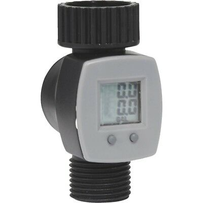 Orbit Water Flow Meter Direct Fit To Hose Bib