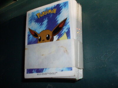 Panini Collection complete cards Pokemon