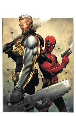 Deadpool #1 1:50 Jerome Opena Marvel Nm