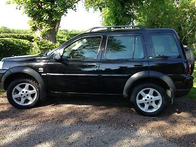 Land Rover Freelander HSE 2004 - 1.8 Petrol 1 Owner from New