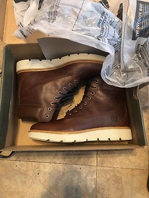 9d3bafc51cd2 Timberland Women s Kenniston 6-Inch Lace Up Boots A18KE MD BROWN Size 10M