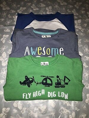 Boys Mothercare Tshirts Age 18-24 Months