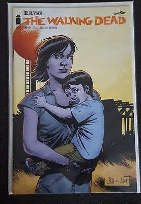 The Walking Dead #132 - First Print - Image Comics - Vf/nm