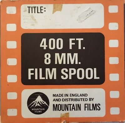 Std 8mm 400ft Film (6 On One Reel)