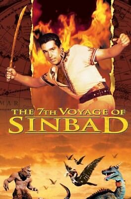 The 7th Voyage Of Sinbad 600ft Super 8mm Film