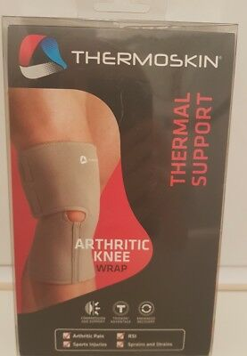 Thermoskin Thermal Support Arthritic Knee Wrap Medium