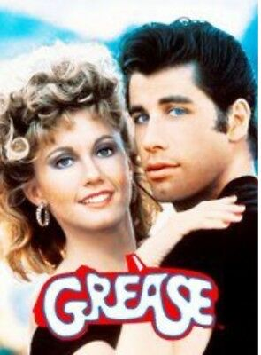 Grease Super 8mm Film