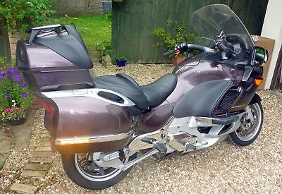 Bmw K1200Lt, Good Condition, Only 12,177 Miles