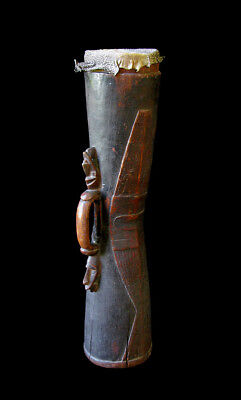 Fine And Early New Guinea Ramu River Drum