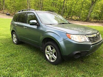 2009 Subaru Forester x 2009 Subaru Forester AWD AUTOMATIC 4X4 POWER OPTIONS 2.5 LITER SUNROOF LOOK