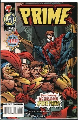 Prime # 1 - US Comic - Malibu Comics