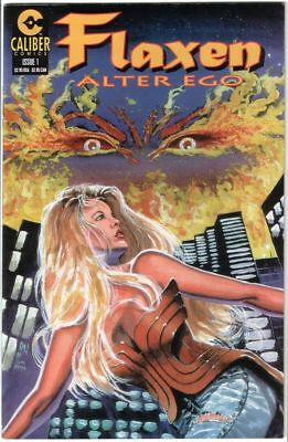 Flaxen - Alter Ego # 1 - US Comic - Caliber Comics