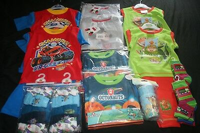 Baby Boy's 18 - 24 Months NEW Twins/Doubles Clothing Bundle (3 of 3) - FREE POST