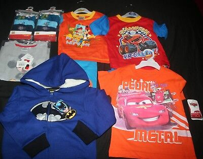 Baby Boy's 18 - 24 Months NEW Character Clothing Bundle (2 of 2) - FREE POST
