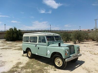 1977 Land Rover Defender  LAND ROVER 109 SERIES 3