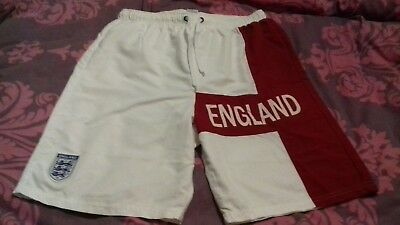 Pair England Football Shorts size L by George