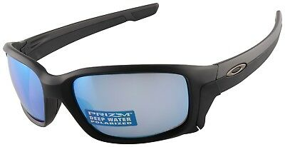 6409d2782f SUNGLASSES OAKLEY STRAIGHTLINK 9331-16 Polished Black Prizm Black ...