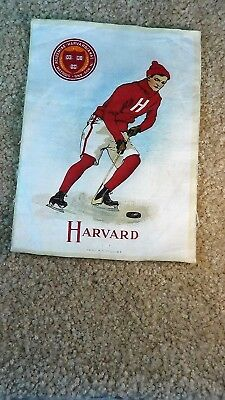 *OLD* Harvard Murad sports Tobacco Silk Hockey team