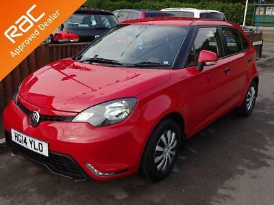 2014 14 Mg 3 1.5 3 Time Vti-Tech 5Dr, One Owner