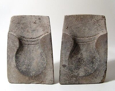 Over 2000 year old Ban Chiang Bi-Valve mold for an adze.