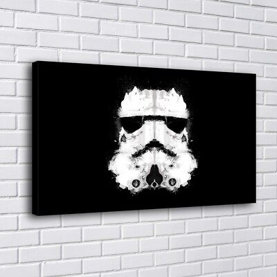 Stormtrooper Star Wars Home Decor Room HD Canvas Print Picture Wall Art Painting
