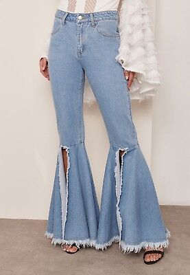 Asilio Walk With Me Denim Flared Jeans