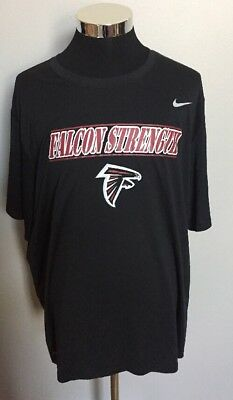 MENS NIKE NFL Authentic Gear Atlanta Falcons XL Team Gear Dri Fit ... 8cc86a1c7