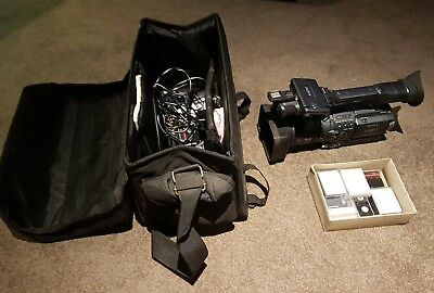 Sony HDR-FX1E Camcorder - used in excellent condition.