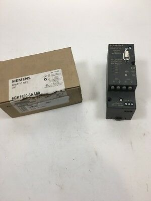 Siemens Terminal Bus Fiber Optic Obt 6Gk1500-3Aa00 *new In Box*