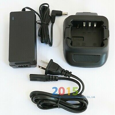 KSC-43 Rapid Charger For KENWOOD THK20 THK40 NX240 NX340 TKD240 TKD340 Radio