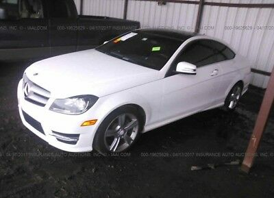 2013 Mercedes-Benz C-Class  2013 Mercedes-Benz C 250 Luxury - Coupe 2 Door - 50xxx Miles - MUST SEE- NR