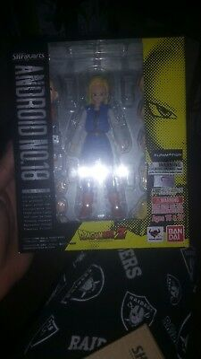 s.h. figuarts dragonball z android 18