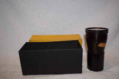 """Buhl SUPERWIDE Lens 1.4"""" F:2.5 For Projector"""