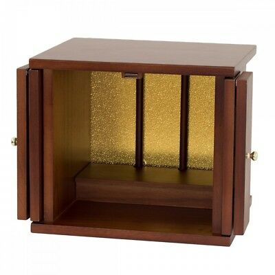 NEW! BUTSUDAN (BUDDHIST ALTAR) CABINET SHRINE 095499 Made in Japan