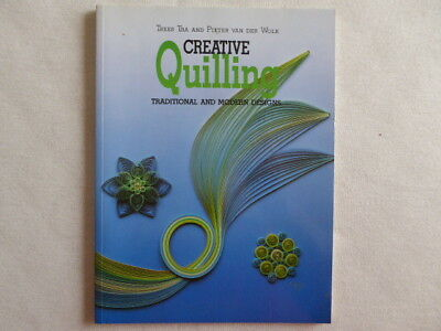 2 Quilling Books - 'Creative Quilling' and 'The Art of Quilling'
