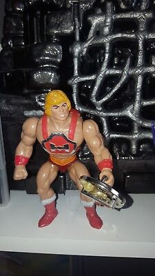 Thunder Punch He Man - He Man & Masters of the Universe / Vintage