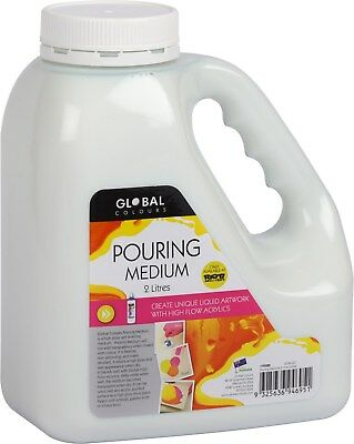 Global Pouring Medium 2 litre - SUPER FAST DELIVERY