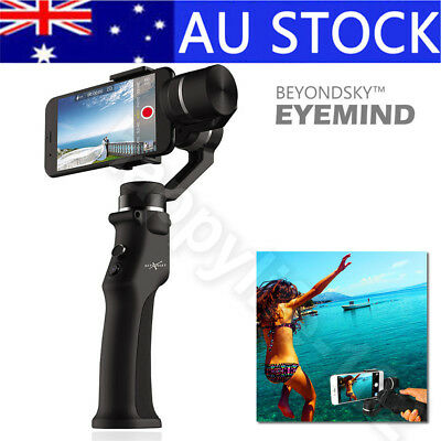 For iphone/Android Smartphone Beyondsky Handheld Phone Gimbal 3-Axis Stabilizer
