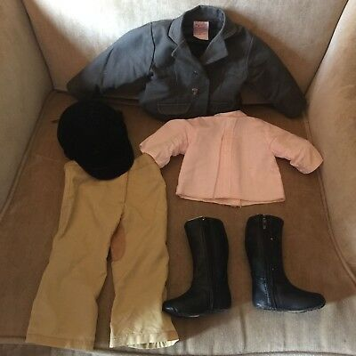 "My Twinn 23"" Doll Outfit Equestrian Horse Riding Clothes"