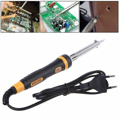 220V 60W Electric Soldering Iron Heating Tool Hot Iron Welding DIY EU Plug